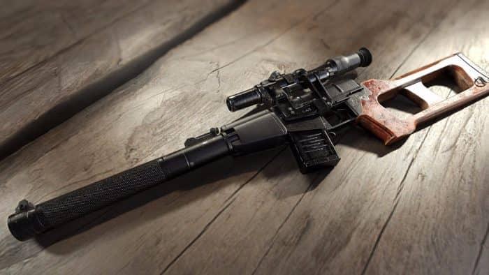 Снайперские винтовки в PUBG Mobile