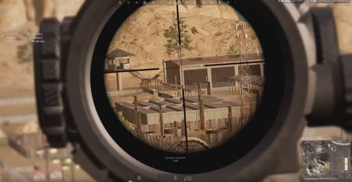 Как стрелять на дальних дистанциях в PUBG